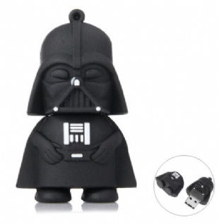 Star Wars Style Darth Vader USB 16GB Flash Disk